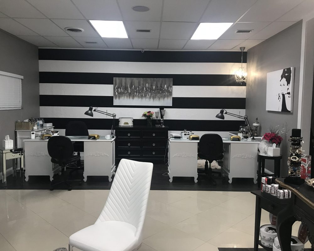 Full Service Hair, Nail, and Skin Salon | Polished Beauty Bar and ...